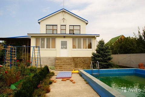 Дом 360 м2 на участке 28 сот Рогожкино Азовский район Ростовская обл.
