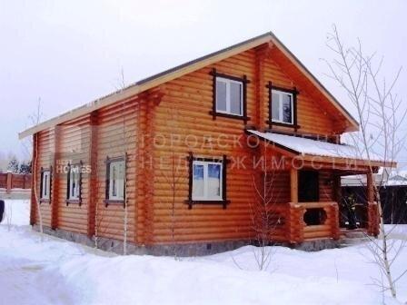 Дом 150 м2, участок 12 сот, Волоколамское ш, 35 км. от МКАД, .