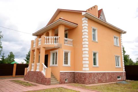 Дом 320.0 кв.м, Участок 8.0 сот. , Волоколамское ш, 18 км. от МКАД. .