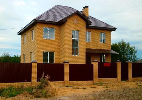 Продается 2-х этажный кирпичный дом в г.Александров