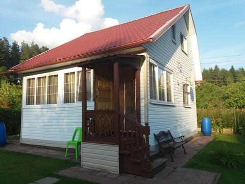 Дом в Отяково Можайского района Московской области.