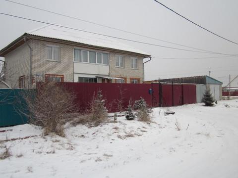 Дом в п.Чистое поле