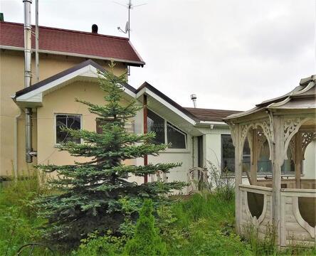 Дом и баня на просторном участке, Пятницкое ш, 20км. от МКАД. Рузино