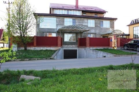 Продается большой дом 617 кв.м. в г.Лобня