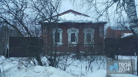Выделенная часть дома 52кв.м г Егорьевск ул Чапаева