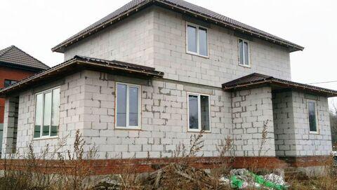 Дом 190 кв.м. на участке 15 соток в с. Верзилово Ступинский район