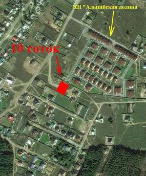 Продажа участка, Новоподклетное, Рамонский район, Ул. Сельская
