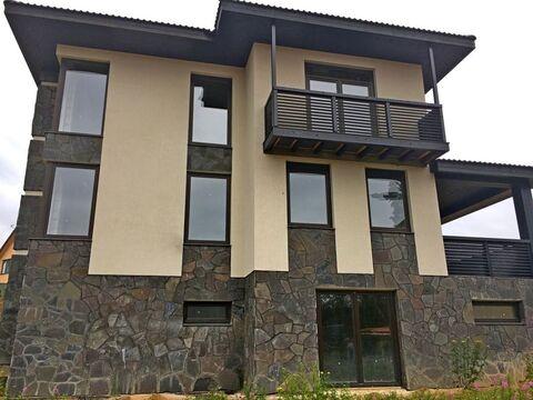 Дом 320 м. кв. в кп Солнечное