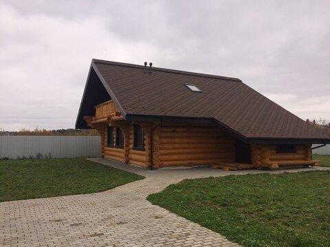 Дом для ПМЖ в деревне Душоново Щелковского района 45 км от МКАД