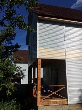 Купить дом из бруса в Чеховском районе г. Чехов, ул. Маркова
