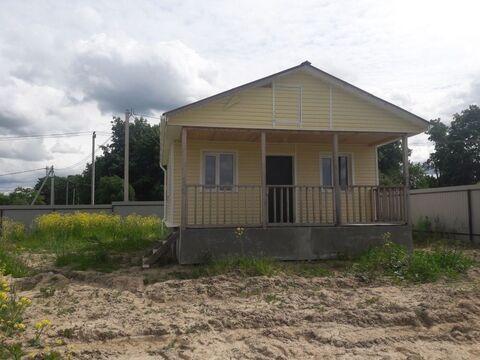 Дом в Ополье
