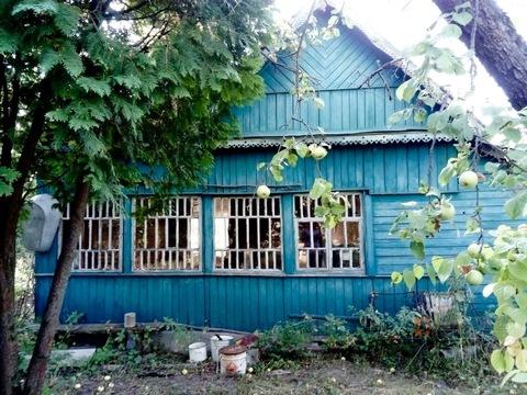 Продается дом 36 кв. м на земельном участке 8 соток СНТ Востряково-зил