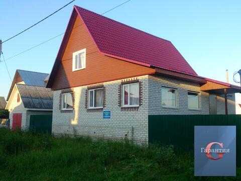 Новый дом в г.Киржач Владимирской области