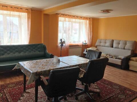 Кирпичный дом 286 кв. м. под ключ в п. Тучково, Рузский район