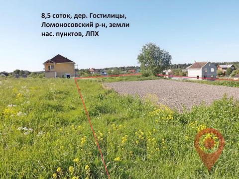 Продажа участка, Гостилицы, Ломоносовский район, Ул. Верхняя
