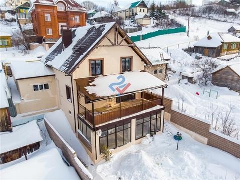 Дом в Кировском районе по ул. 1-я Нагорная, 26