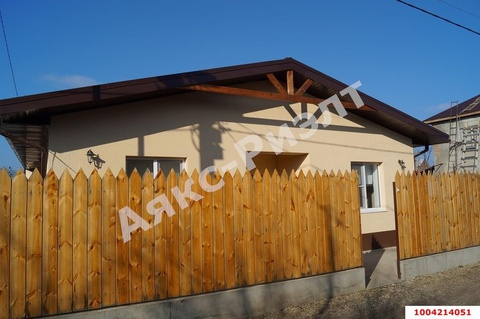 Продажа дома, Знаменский, Вишневая