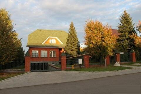 Дом 300 кв.м, Участок 12 сот. , Варшавское ш, 14 км. от МКАД.