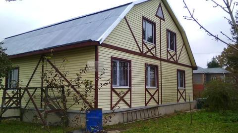 Большой дом в живописной деревне 300.0 кв.м, участок 30 сот, Минское .