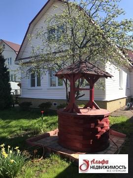 Дом для круглогодичного проживания в с. Игумново
