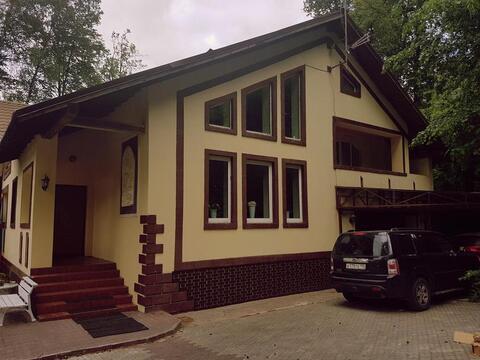 А53684: Осташковское ш, 12 км от МКАД, Черкизово, дом 550 кв.м, .