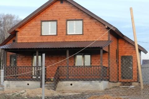 Дом с участком Истьинская Ривьера Жуковского района крайний к лесу