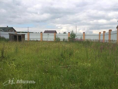 Продажа участка, Попово, Чеховский район