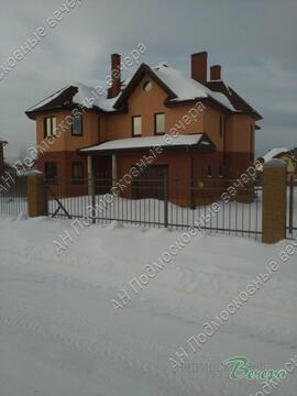 Киевское ш. 35 км от МКАД, Новоглаголево, Коттедж 412 кв. м
