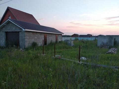 Кстовский район, деревня Кувардино, Луговая улица, земля на продажу