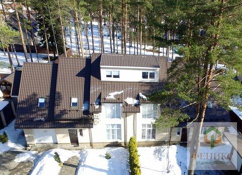 Дом 250 кв.м, в ДНП Лесной парк Всеволожский р-н. Медное озеро