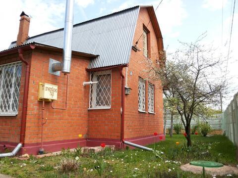 Дом 75 кв.м, Участок 6 сот. , Щелковское ш, 22 км. от МКАД.