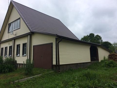 Дом, Ярославское ш, 149 км от МКАД, Куликовка д. Ярославское шоссе, .