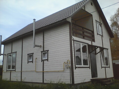 Дом готов в Вашему приезду, в деревне Машки-рядом озеро.