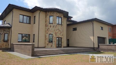 Продается дом под чистовую отделку в огороженном и охраняемом поселке