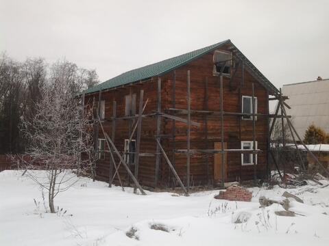 Дом 320 кв.м, Участок 15 сот. , Минское ш, 80 км. от МКАД.