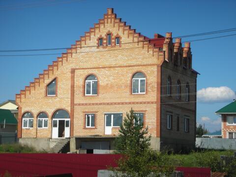 Коттедж 450 кв. м. в г. Жуков, газ, свет, водопровод