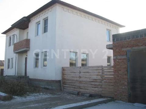 Продается дом, г. Улан-Удэ, Листопадная ул.