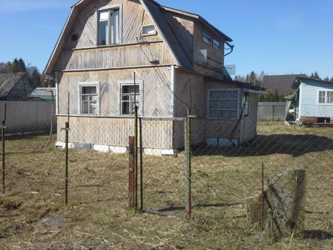 Садовый дом с участком в деревне Демихово, садовое товарищество Лесная .