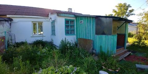 Часть дома 61 кв . м. г. Тула, п. Богучарово
