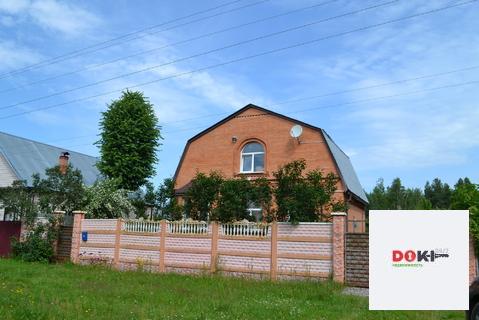 Продажа. Двухэтажный дом в Егорьевском районе