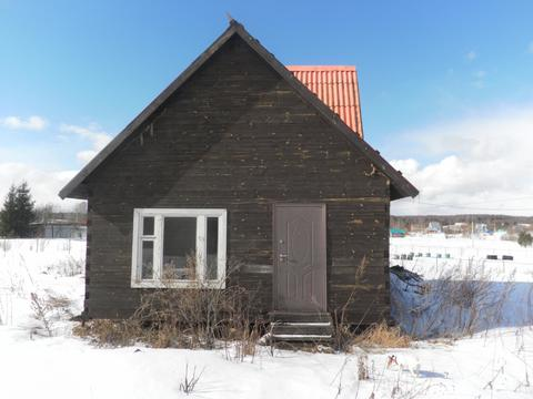 Продается брусовой дом в д.Зезевитово Александровский р-он