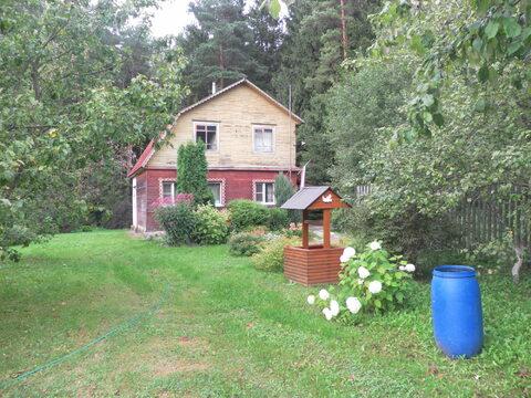 Продается двухэтажный дом в СНТ