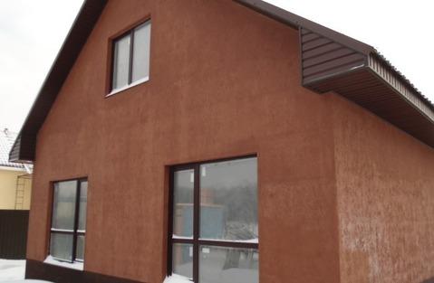 Дом 130 кв м на участке 8 соток.