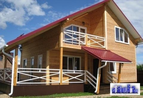 Дом 185 кв.м. на участке 9 соток ДНП в Задорино