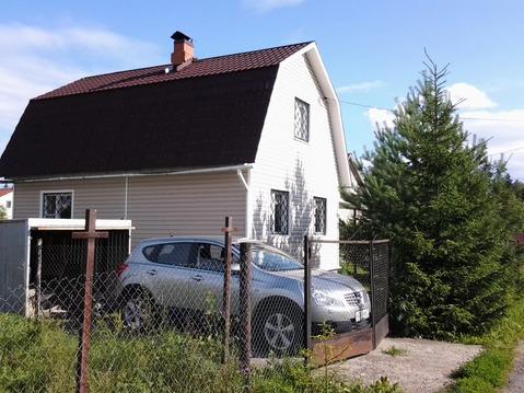 Дом с Камином на участке 8 соток, д.Могутово