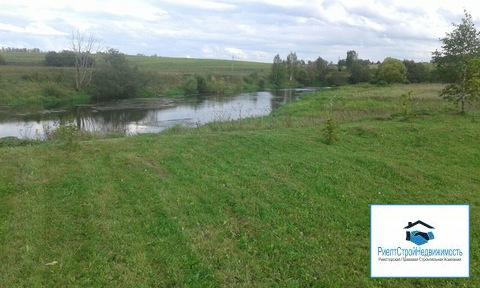 Ухоженный участок в деревне в 10 метрах от Москва реки