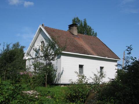 Дом 138 кв.м на роскошном участке 25 соток ИЖС вблизи озера .