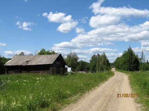 Дом д. Григорьевское, Кимрский р-он