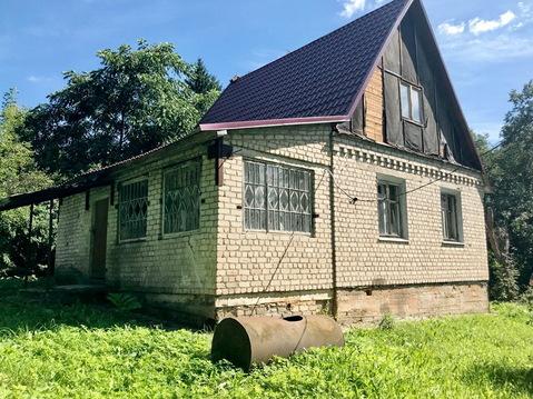 Дом силикатный 80 кв.м. на участке 6 сот ИЖС в Рузском районе