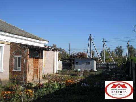Дом в селе Беленькое